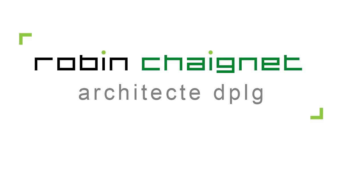 Robin Chaignet-Architecte